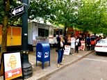 Food Trucks in the Pearl District