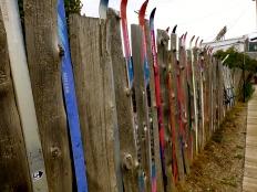 Fence, Jackson style