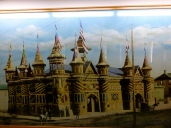 ::slightly more impressive corn palace::