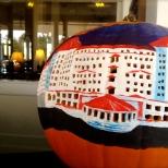 ::impressive pumpkin carving::