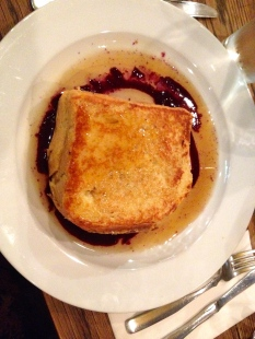 ::brie stuffed french toast::