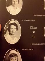 ::from Grandma's nursing school yearbook::