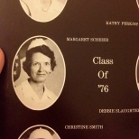 ::from Grandma's nursing school yearbook::