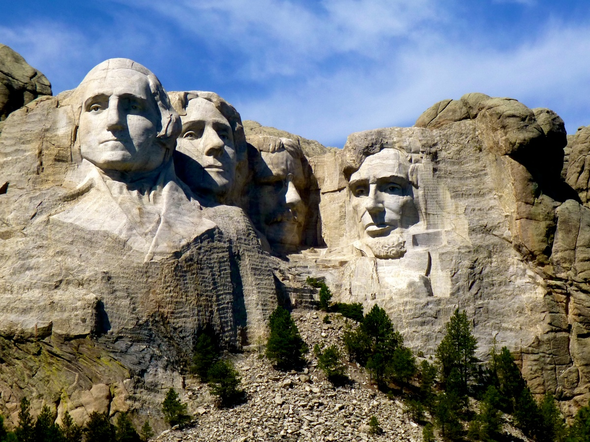 South Dakota: Mount Rushmore and The Badlands