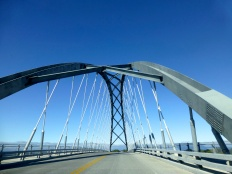 Bridge to Vermont