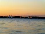 Wednesday night regatta