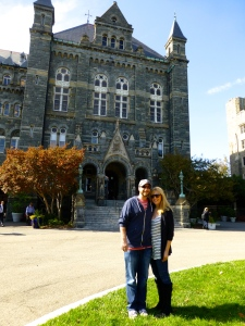 ::seth and jill at georgetown::