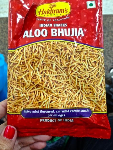 New Obsession: Aloo Bhujia