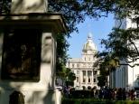 Johnson Square and City Hall