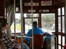 St. Charles trolley