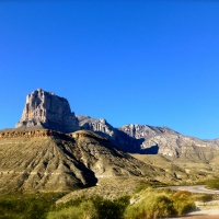 Carlsbad Caverns, Guadalupe Mountains National Park and West Texas