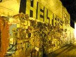 Lastarria street art