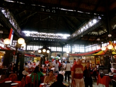 Center of Mercado Central