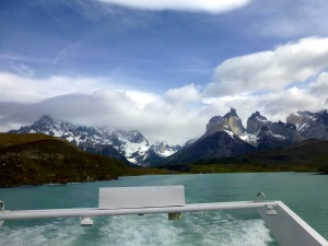 Boat to French Valley