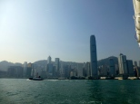 Island from Star Ferry