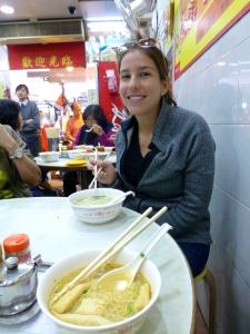 Wan Chai lunch