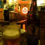 First Sri Lankan beer