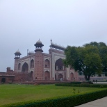 The Chowk-i-Jilo-Khana