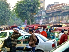 Chandni Chowk Madness