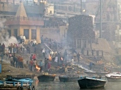 ::cremation ghats::