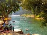 ::tubers and kayakers::