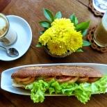 ::brie baguette & coffee::