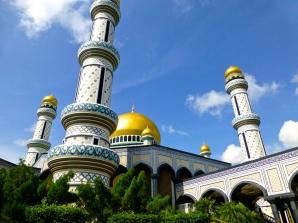 ::Jame'Asr Hassanil Bolkiah Mosque::
