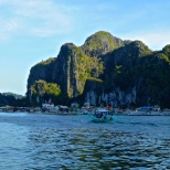 ::heading back to el nido town::