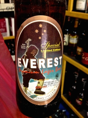 ::everest beer::