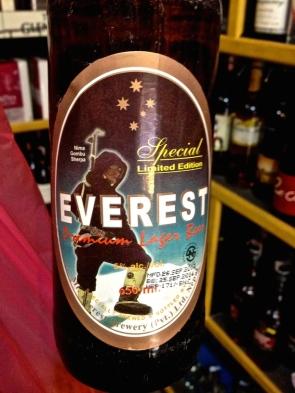 ::everest beer::