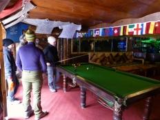 ::pool hall a la Phakding::
