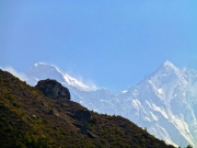 ::Everest! our first sighting::
