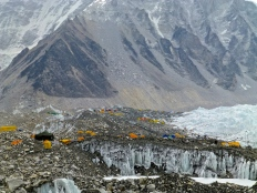 ::Everest base camp!::