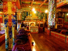 ::inside the monastery::