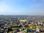 ::coming back into Kathmandu::