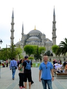 ::blue mosque::
