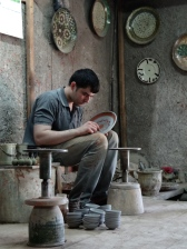 ::pottery making::