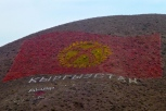 ::Kyrgyz flag::