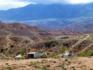 ::yurt camp::