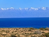 ::Lake Issyk Kul::