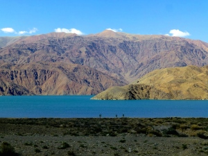::lovely Orto-Tokoy Reservoir, which we passed on the drive::
