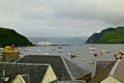 ::Portree harbor::