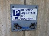 ::dog parking!::