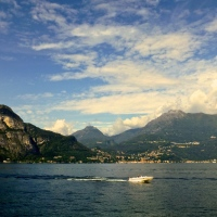 Lake Como: Our Cotton Anniversary