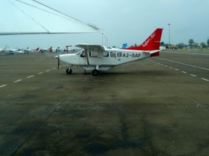 ::our miniature plane::
